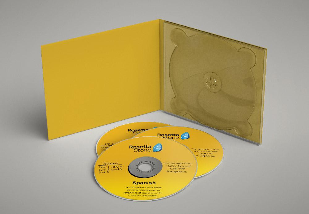 Cover CD (Adezive)